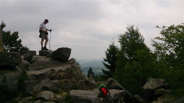 Wandertipp: Sandsteinfelsen auf der Lippischen Velmerstot