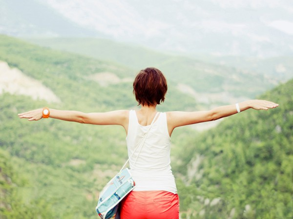 Glück. Platz, um sich auszubreiten, zu atmen.  (Bild: truetype / photocase.de)
